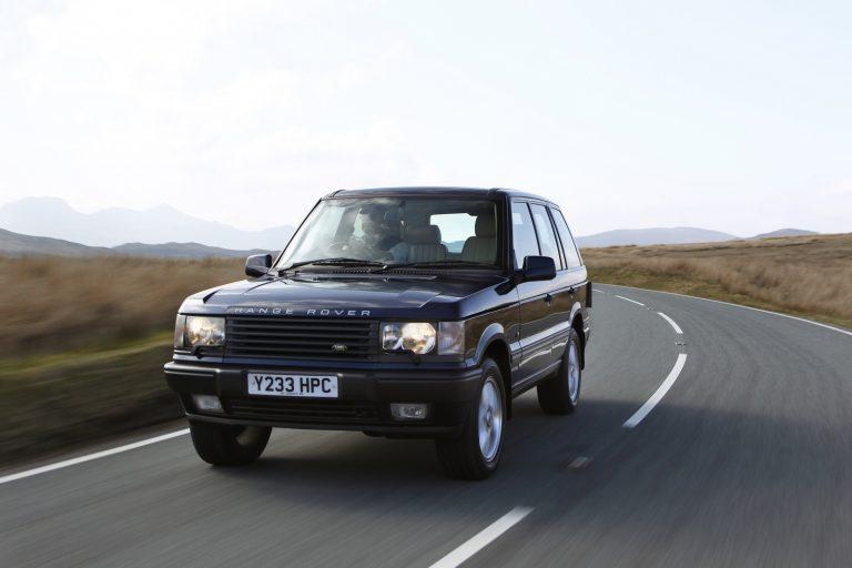 Un Range Rover P38